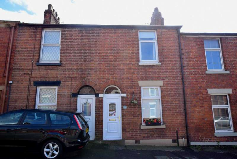 2 Bedrooms Terraced House for sale in Preston Street, Kirkham