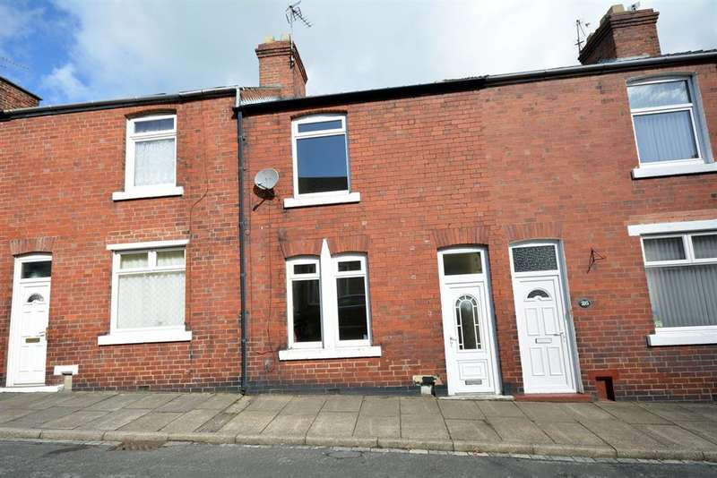 2 Bedrooms Terraced House for sale in Bouch Street, Shildon, DL4 2JW