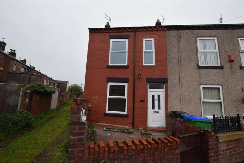 3 Bedrooms End Of Terrace House for sale in Temple Street, Middleton