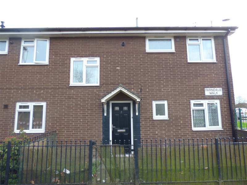 3 Bedrooms End Of Terrace House for sale in Farndale Walk, Harpurhey, Manchester, M9