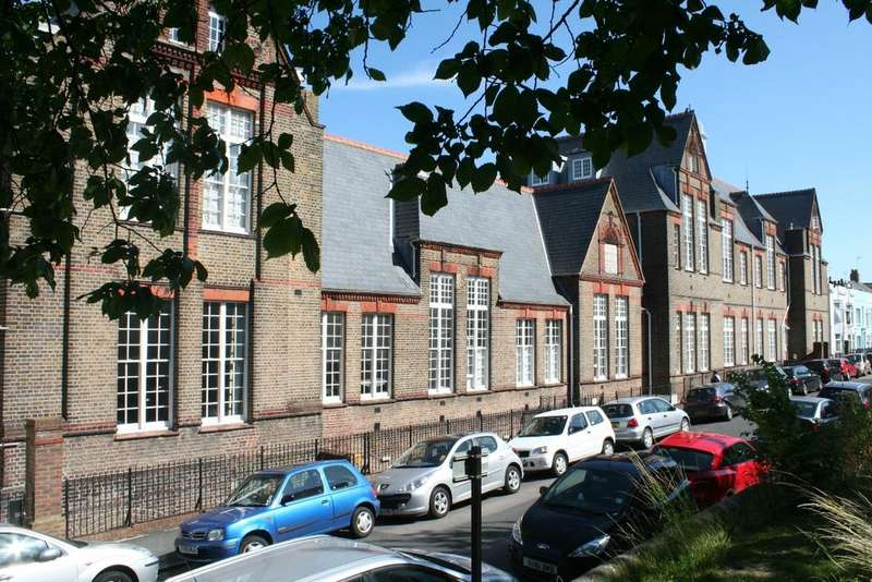 1 Bedroom Apartment Flat for sale in Hanover Lofts, Brighton BN2