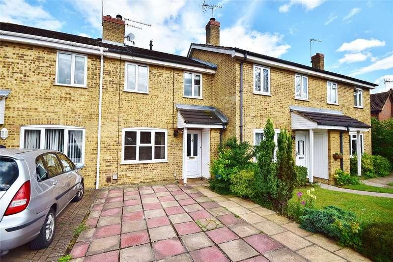 3 Bedrooms Terraced Bungalow for sale in Bishop's Stortford
