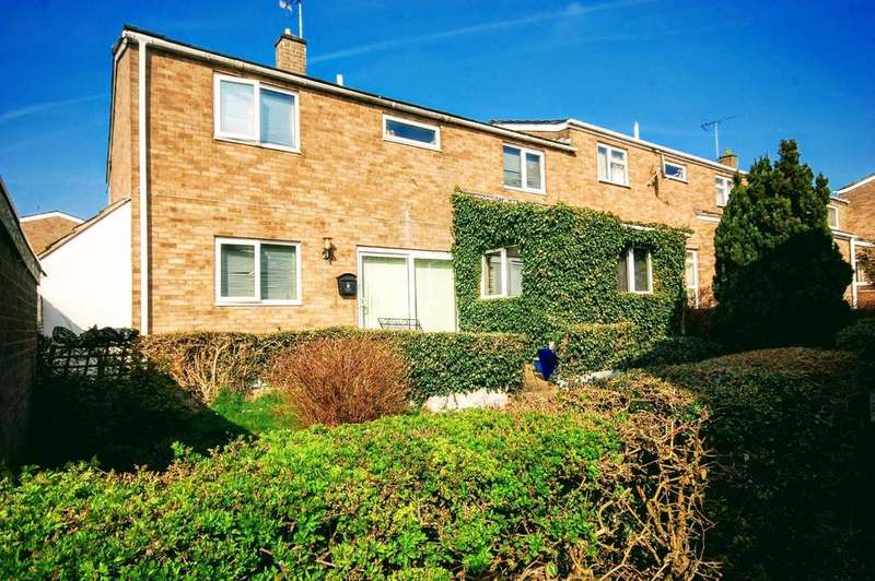5 Bedrooms End Of Terrace House for sale in Grace Way, Stevenage