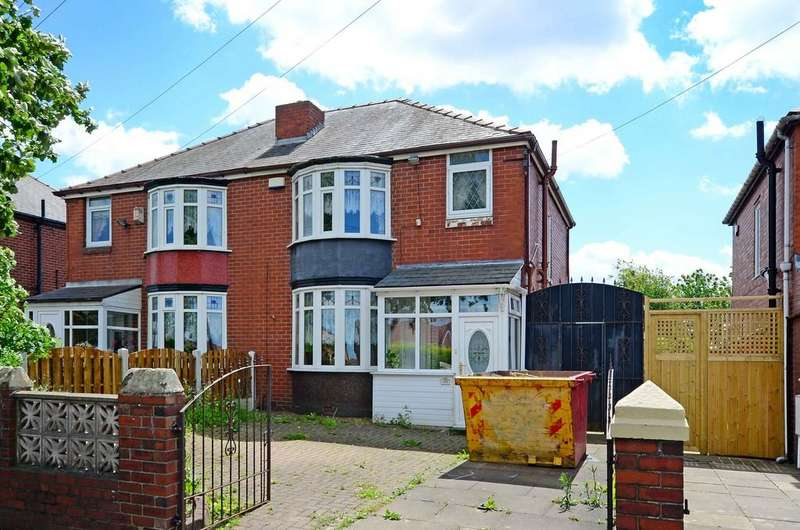 3 Bedrooms Semi Detached House for sale in Elm Lane, Sheffield Lane Top