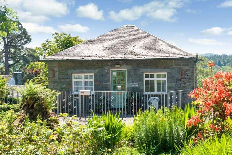 1 Bedroom Detached House for sale in Highwood Cottage, Borrans Road, Borrans Court, Borrans Road, Ambleside