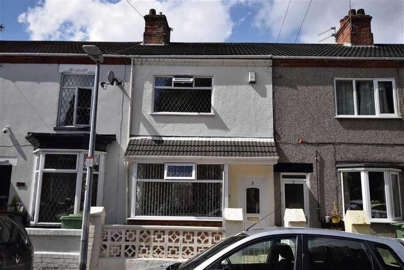 3 Bedrooms Terraced House for sale in Glebe Road, Cleethorpes, North East Lincolnshire