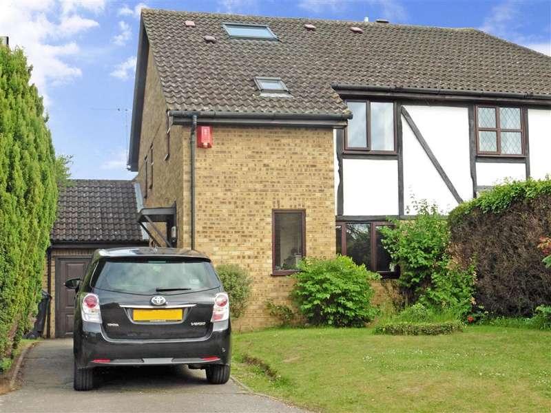 5 Bedrooms Semi Detached House for sale in Old Orchard Lane, Leybourne, West Malling, Kent