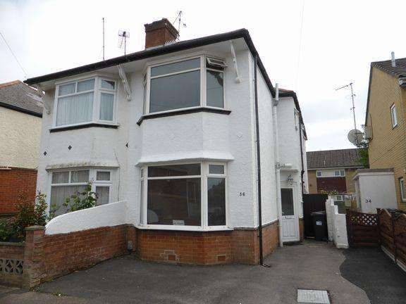 3 Bedrooms Semi Detached House for sale in Springbourne, Bournemouth