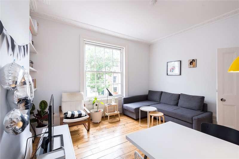 1 Bedroom Flat for sale in Belitha Villas, London, N1