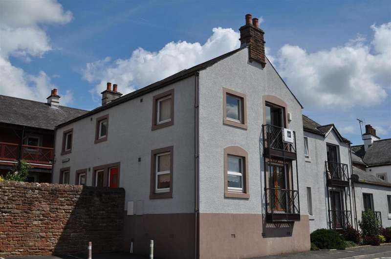 2 Bedrooms Flat for sale in Sandgate, Penrith