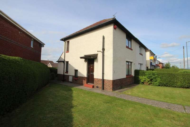 2 Bedrooms Semi Detached House for sale in Orton Road, Carlisle, CA2