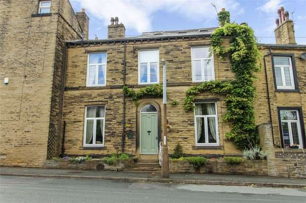 3 Bedrooms Terraced House for sale in Heathfield Place, Halifax, West Yorkshire