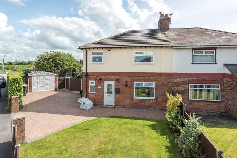 3 Bedrooms House for sale in 3 bedroom House Semi Detached in Rudheath