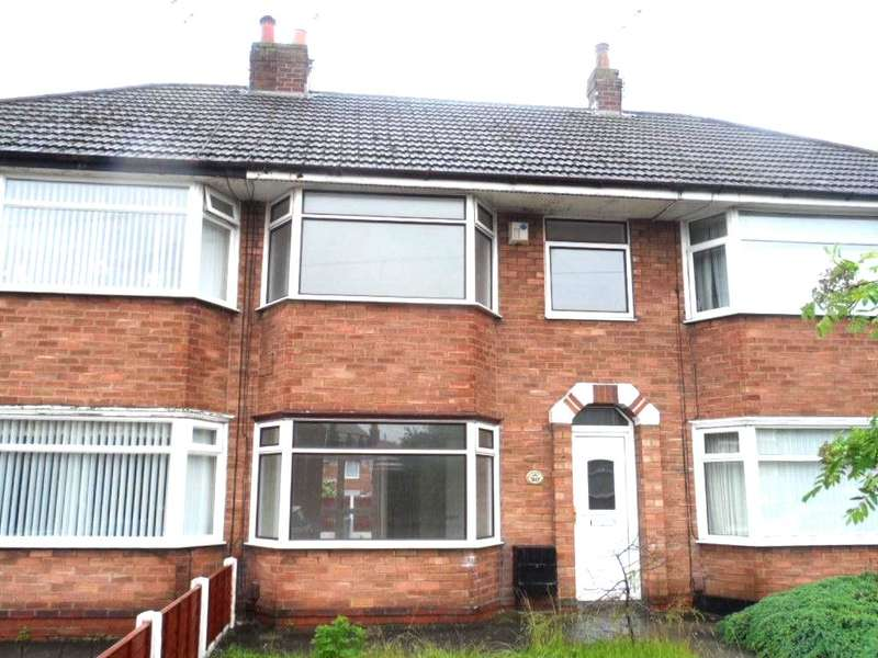 3 Bedrooms Terraced House for sale in Crofton Avenue, Blackpool, FY2 0BB