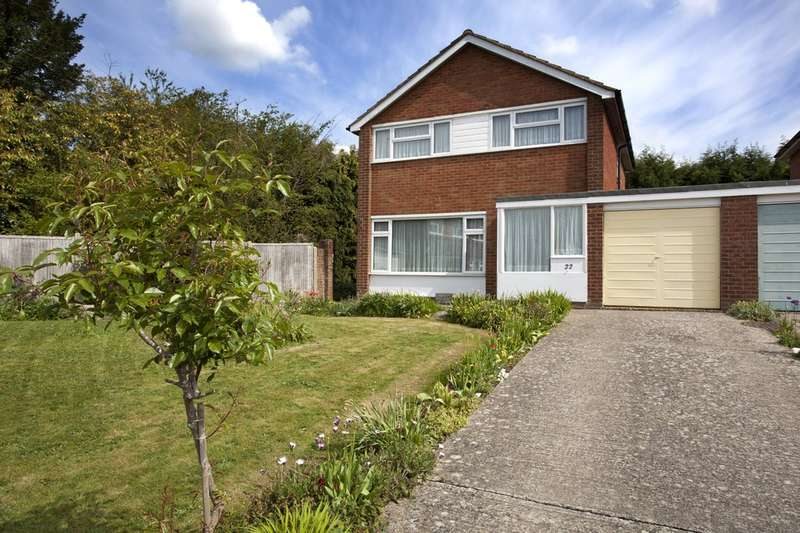 3 Bedrooms Detached House for sale in Middleton Road, Horsham