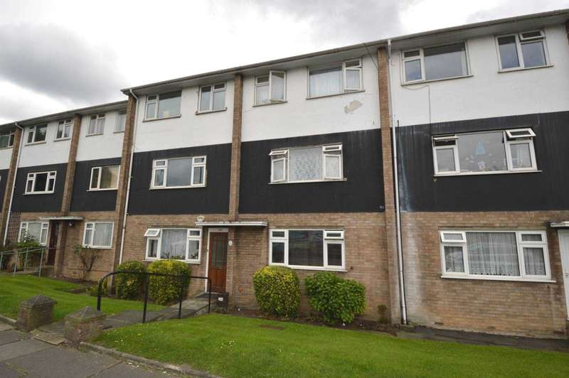 3 Bedrooms Maisonette Flat for sale in Hurstwood Court, Woodhouse Road