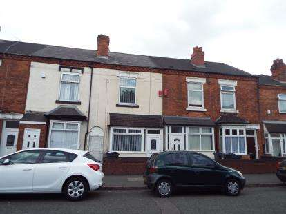 3 Bedrooms Terraced House for sale in Deykin Avenue, Birmingham, West Midlands