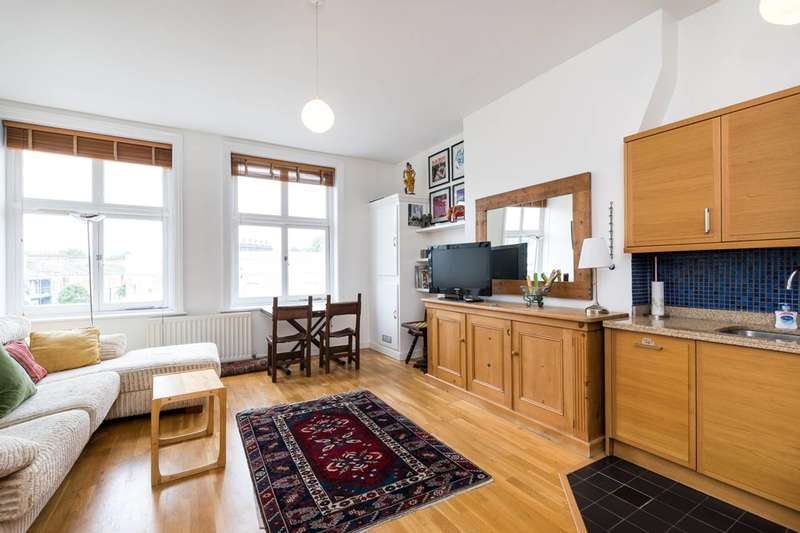 1 Bedroom Flat for sale in Brook Drive, Elephant and Castle, SE11