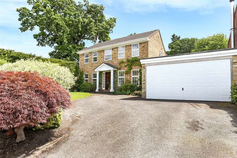 4 Bedrooms Detached House for sale in Parkhurst Fields, Churt, Farnham, Surrey, GU10