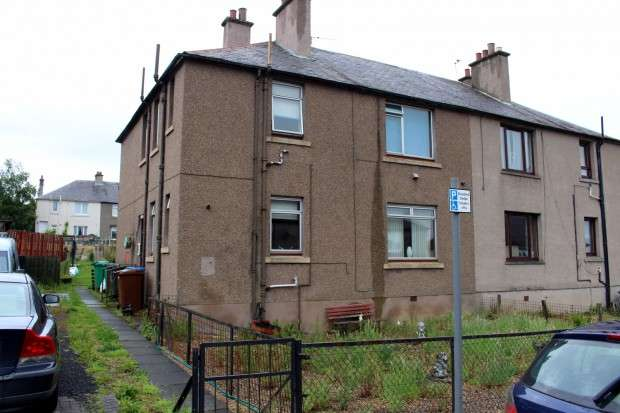 2 Bedrooms Flat for sale in Houldsworth Street, Blairhall, Dunfermline, KY12