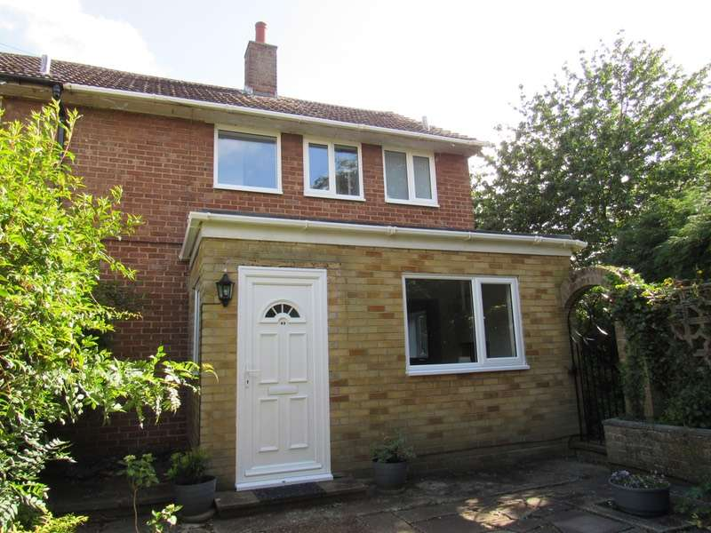2 Bedrooms End Of Terrace House for sale in 43 Thirlmere Road, Maybush, SOUTHAMPTON, Hampshire, SO16