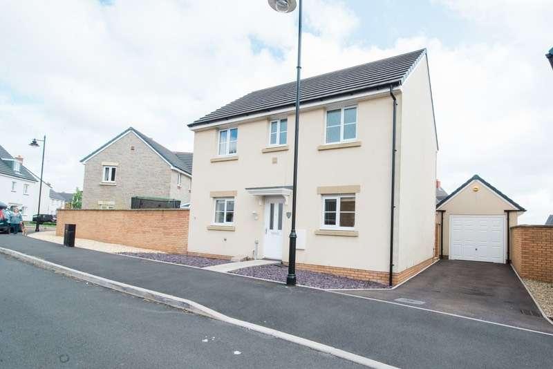 3 Bedrooms Detached House for sale in Maes y cadno, Bridgend, Glamorgan, CF35