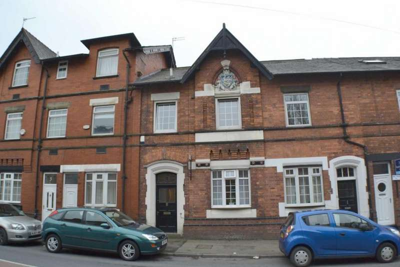3 Bedrooms Terraced House for sale in Ladbrooke Road, Ashton-under-lyne, Lancashire, OL6