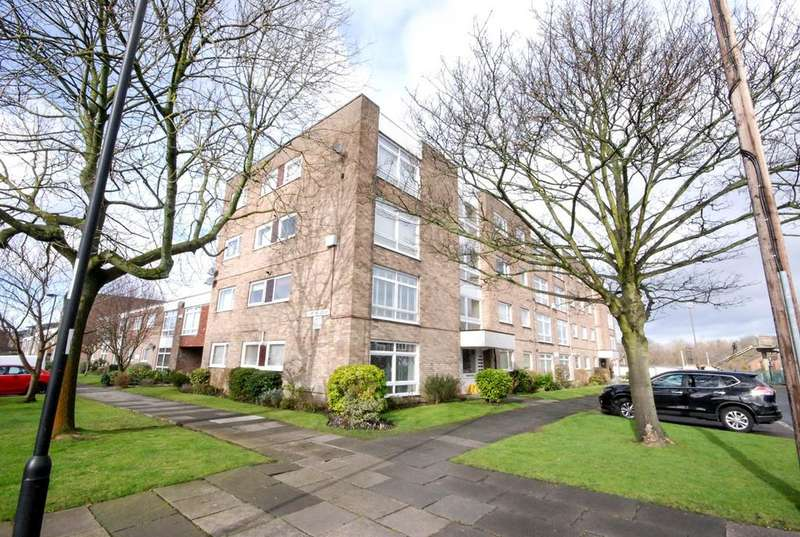 1 Bedroom Apartment Flat for sale in Hunters Court, South Gosforth