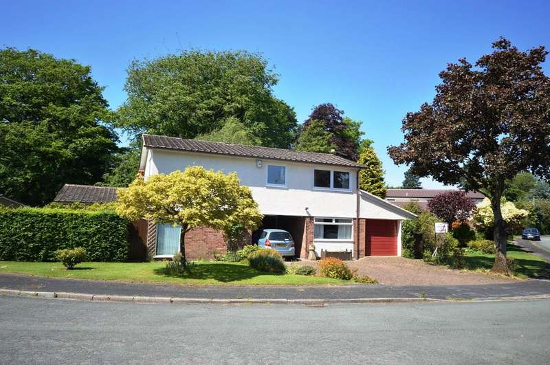 4 Bedrooms Detached House for sale in Arley End, High Legh, Knutsford