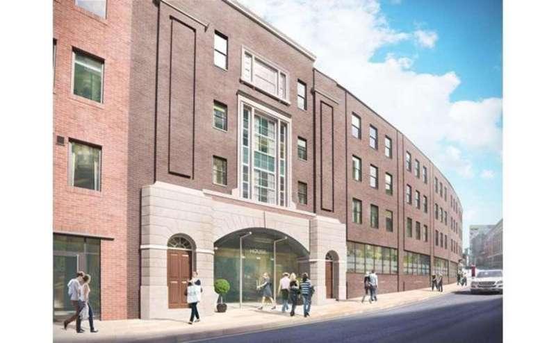 Studio Flat for sale in Queen Street, Sheffield