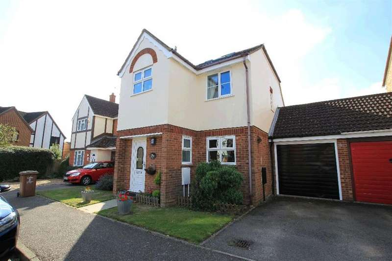 5 Bedrooms House for sale in Hayfield, Stevenage, Hertfordshire