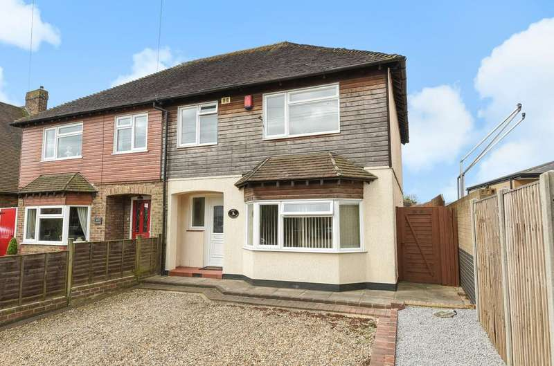 3 Bedrooms Semi Detached House for sale in Chichester Road, Bognor Regis, PO21