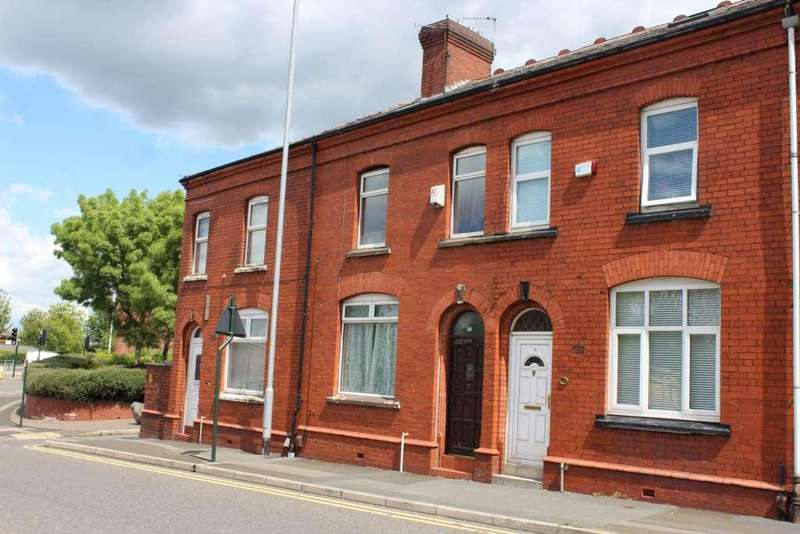 3 Bedrooms Terraced House for sale in Frederick Street, Oldham