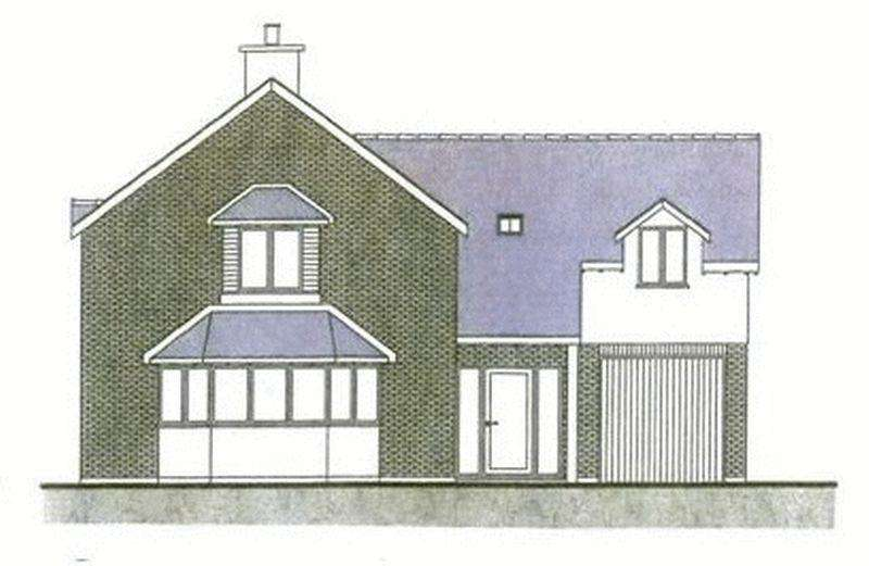 Plot Commercial for sale in Llanddaniel, Anglesey