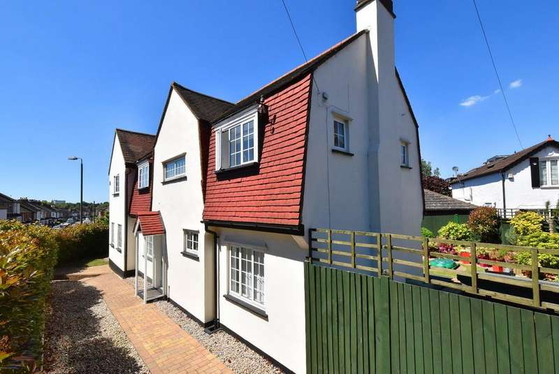 4 Bedrooms Detached House for sale in Page Heath Lane