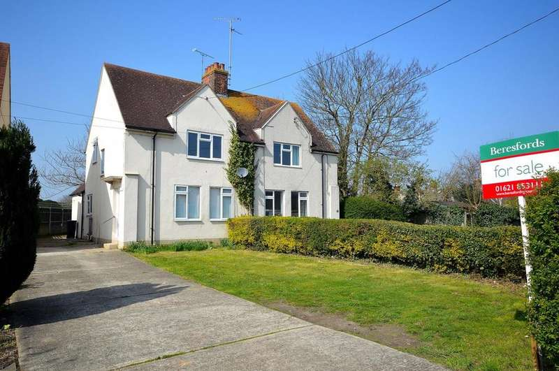 3 Bedrooms Semi Detached House for sale in Colchester Road, Heybridge, Maldon, Essex, CM9