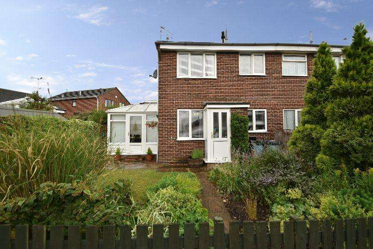 1 Bedroom End Of Terrace House for sale in Fleming Way Rotherham South Yorkshire