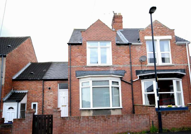 2 Bedrooms Semi Detached House for sale in Rokeby Villas, Lemington