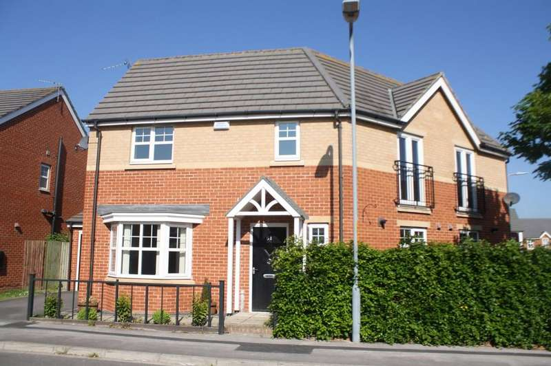 3 Bedrooms Semi Detached House for sale in Wensleydale Gardens, Thornaby, TS17
