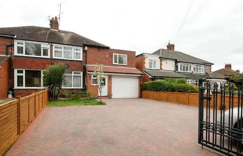 3 Bedrooms Semi Detached House for sale in Lady Park, Gateshead