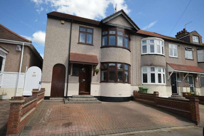 4 Bedrooms End Of Terrace House for sale in Brooklands Gardens, Hornchurch, Essex, RM11