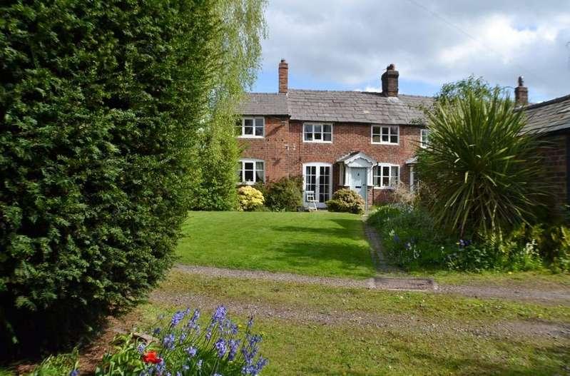 3 Bedrooms Semi Detached House for sale in Twemlow Lane, Cranage