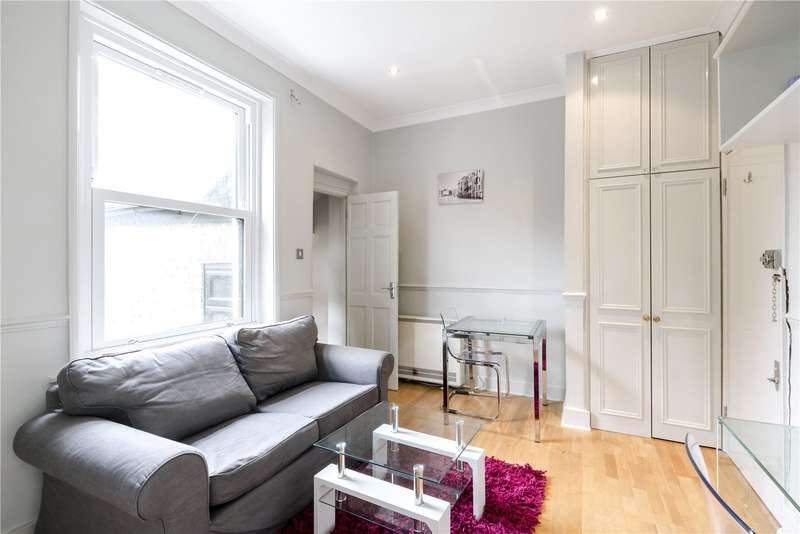 1 Bedroom Flat for sale in Edith Road, London, W14