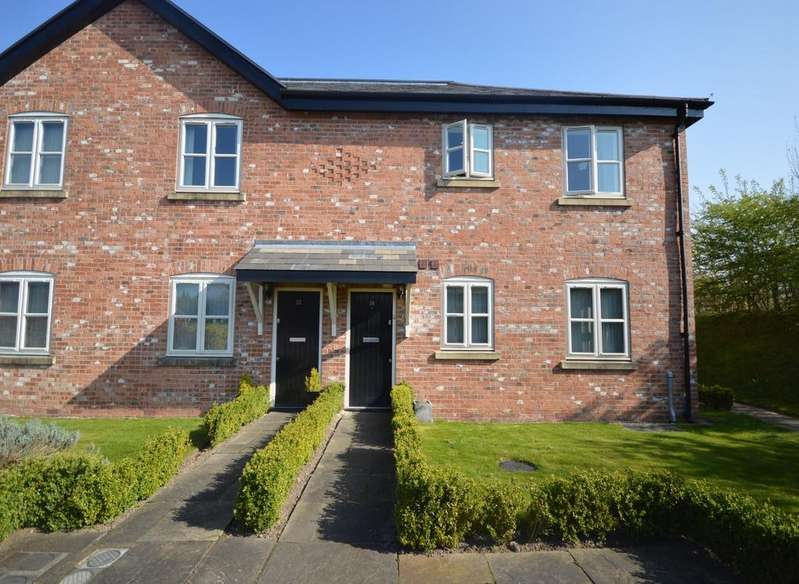3 Bedrooms Terraced House for sale in Outwood House, Griffin Farm Drive, Heald Green