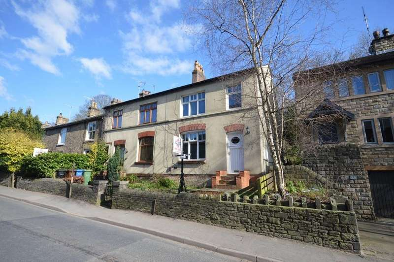 3 Bedrooms Semi Detached House for sale in Lower Fold, Marple Bridge, Stockport