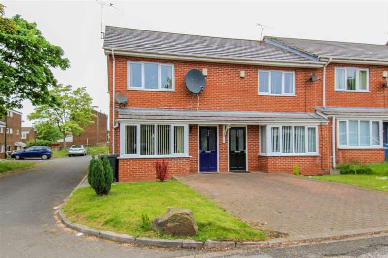 End Of Terrace House for sale in Eskbank, Skelmersdale
