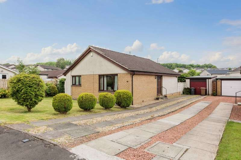 2 Bedrooms Bungalow for sale in Millfield Wynd, Erskine, Renfrewshire, PA8 6JH