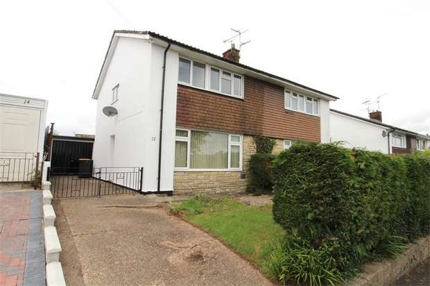 3 Bedrooms Semi Detached House for sale in Highfield Road, Caerleon, Newport