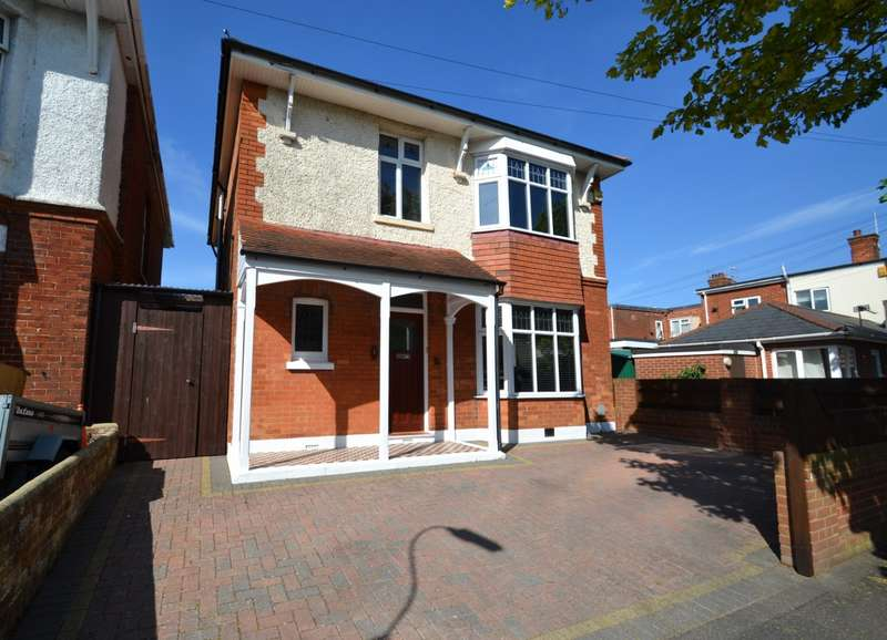 4 Bedrooms Detached House for sale in Moordown