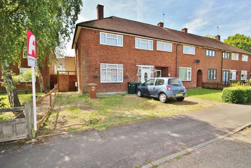 4 Bedrooms End Of Terrace House for sale in Gleneagles Close, South Oxhey
